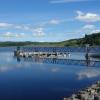 Black Esk Dam: