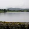 Carsfad Dam over Carsfad Loch: