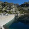 Lac D'Artouste Dam: