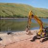 Ystradfellte Reservoir: