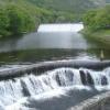 Cwm Rheidol Dam: