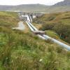 Storrs Lochs Dam: