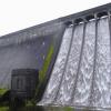Crai Dam,Crai, Wales: