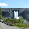 Mossyrock Dam, Washington State, USA: Mossyrock Dam, Washington State, USA