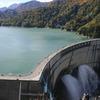 Kurobe Dam, Kurobe River, Toyama Prefecture, Japan: Kurobe Dam, Kurobe River, Toyama Prefecture, Japan