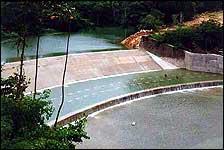 Rio Cobre Dam